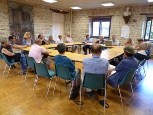 L a prochaine Assemblée Générale aura lieu le 8 août 2016 à 18H dans la salle des Fêtes de la Mairie de Peyrelevade.